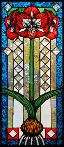 �amaryllis-stained-glass�